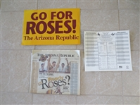 1996 Arizona State University Going for the Rose Bowl Package