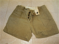 1910 Quilted Basketball Shorts by GW Rosenberg London Size 32