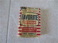 1950s Unopened Nellie Fox Chewing Tobacco Package