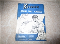 1954 Kessler Boxing Guide