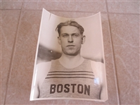1926 American Basketball League Type I Wire Photo Whitey Bernot Boston Whirlwinds RARE