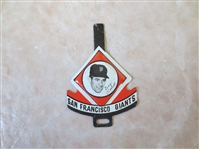 1958 Armour San Francisco Giants Tab Danny OConnell RARE