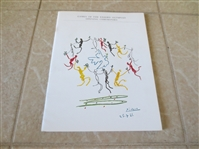 The 1984 Olympics Los Angeles Package---Opening Day Program and ticket; more tix