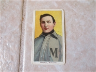 1909-11 T206 Newt Randall Milwaukee Piedmont 350 subjects Factory #24 baseball card