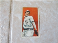 1909-11 T206 Bill Chappelle Rochester Sweet Caporal back 350 subjects Factory #25 baseball card