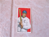 1909-11 T206 Jack Hannifan Jersey City Piedmont back 350 subjects baseball card