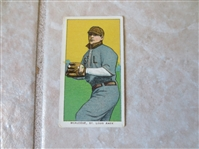1909-11 T206 John McAleese St. Louis Piedmont 350 subjects Factory #25 baseball card