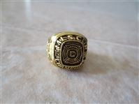 1998 Chicago Fire Soccer Championship Replica Ring