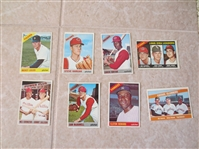 (1000+) 1966 Topps Baseball Cards with NO Hall of Famers