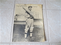 "1930s-40s Napoleon Lajoie George Burke Chicago Original 14"" x 11"" photo  HOFer"