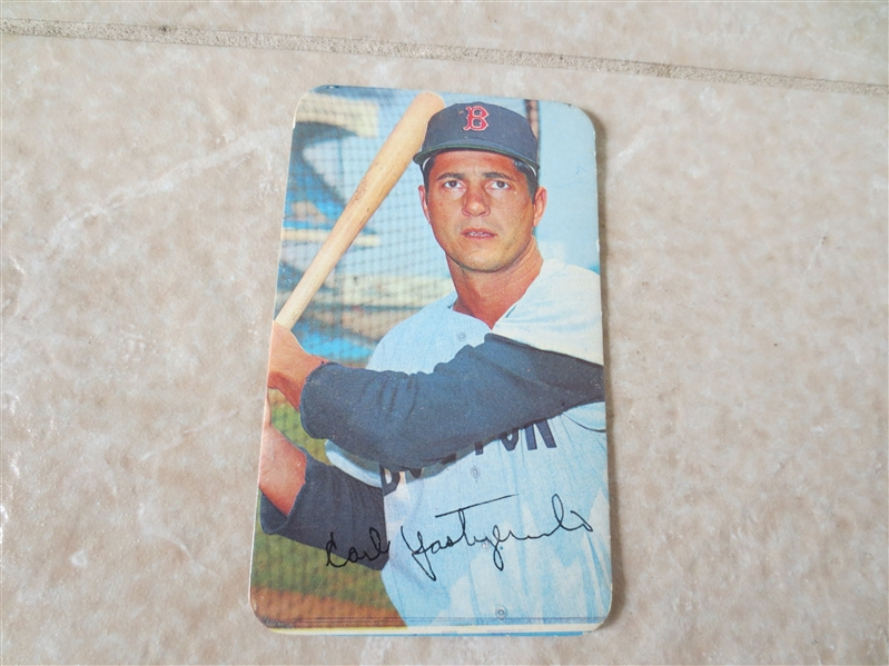 1970 Topps Super Carl Yastrzemski baseball card #29 very nice condition