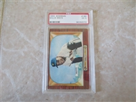 1955 Bowman Willie Mays #184 PSA 5 ex baseball card