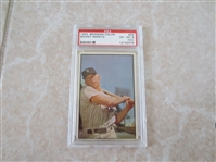 1953 Bowman Color Mickey Mantle PSA 6 EX-MT (OC) baseball card #59  NICE!