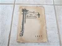 1907 The Cumnock Early Los Angeles Girls School Yearbook