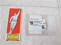 1951 Topps Connie Mack All-Stars Honus Wagner GAI 4.5 vg-ex+ baseball card  Nice!