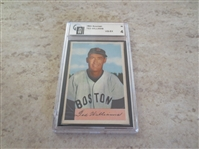 1954 Bowman Ted Williams GAI vg-ex 4 baseball card #66 with no qualifiers  Affordable