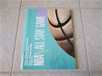 1987 NBA All Star Game basketball program Seattle Beautiful condition