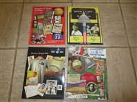 (4) Huggins and Scott Sports Memorabilia Auction Catalogs from 2004, 2005, 2006, 2007