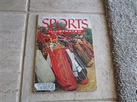 1954 Sports Illustrated Issue #2 with Topps Card insert including Mickey Mantle!  Tougher than Issue #1!