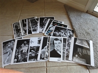 "(32) NBA Players Press Photos from Sporting News Archives  8"" x 10"""