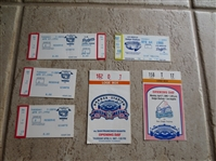 (6) Los Angeles Dodgers Opening Day tickets plus Game 2s