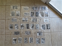(32) 1936 Olympia German Photo Cards in nice condition