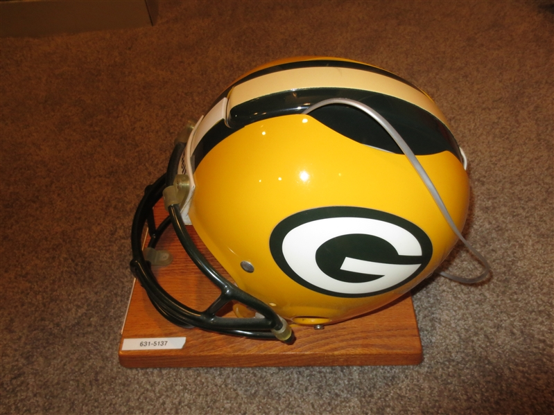 1996 NFL Draft Telephone Green Bay Packers with LOA from NFL Brett Favre & Packers win the Super Bowl that year!