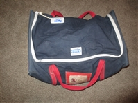1980s Rod Carew California Angels #29 Travel Bag by Cosby  WOW!