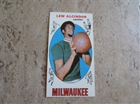 1969-70 Topps Basketball Card Complete Set in affordable condition but Alcindor Rookie is Nicer!   BC