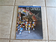 1985 Ice Capades program and two tickets