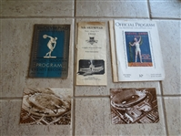 The 1932 Olympics Package---5 pieces