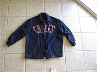 Circa 1920s Syracuse (?) Chiefs Baseball Jacket