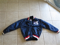 Circa 1985 Chicago White Sox Reid Nichols Gamer Jacket #20