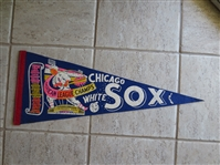1959 Chicago White Sox Scroll Pennant American League Champs 29.5""